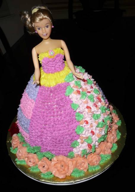 Taylor's cake